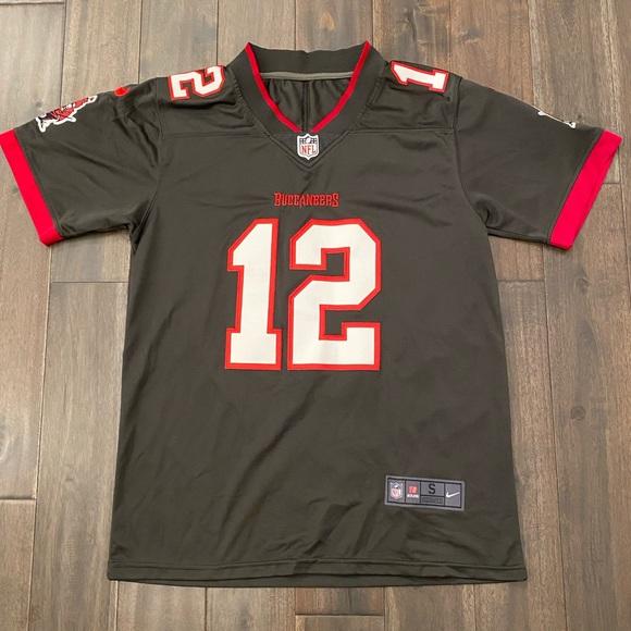 Tom Brady Bucs Nike Jersey Men's Small